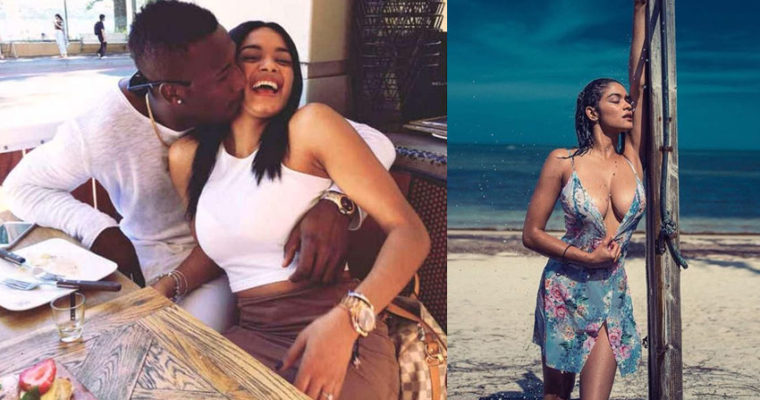 Andre Russell's Wife Jessima Lora Smashing Internet with Her Bold Pics