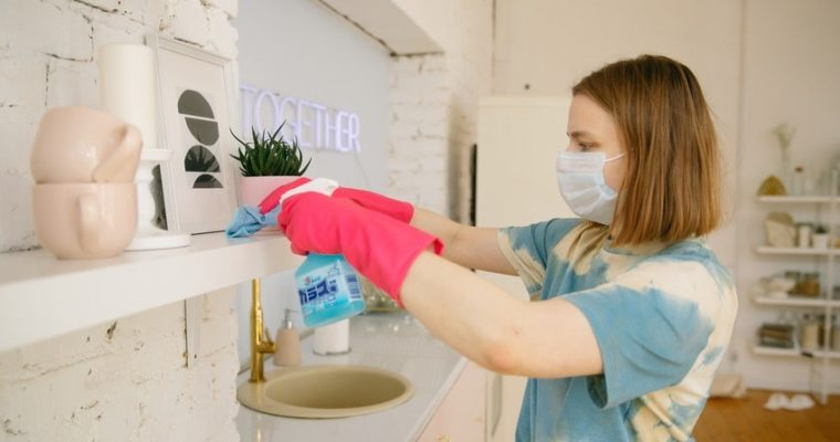 How to Sanitize and Disinfect Your Home to Fight against Covid-19?