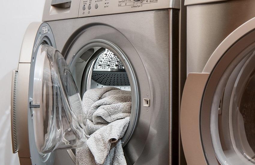 how to sanitize laundry washing machine