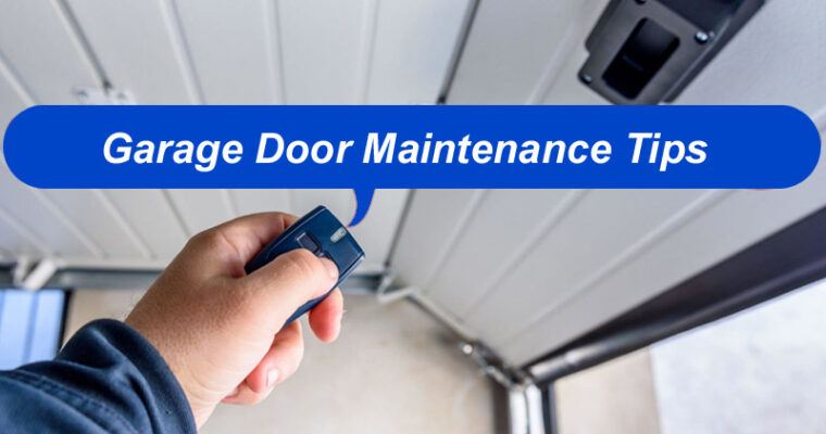 Garage Door Maintenance Tips & Tricks by the Pros