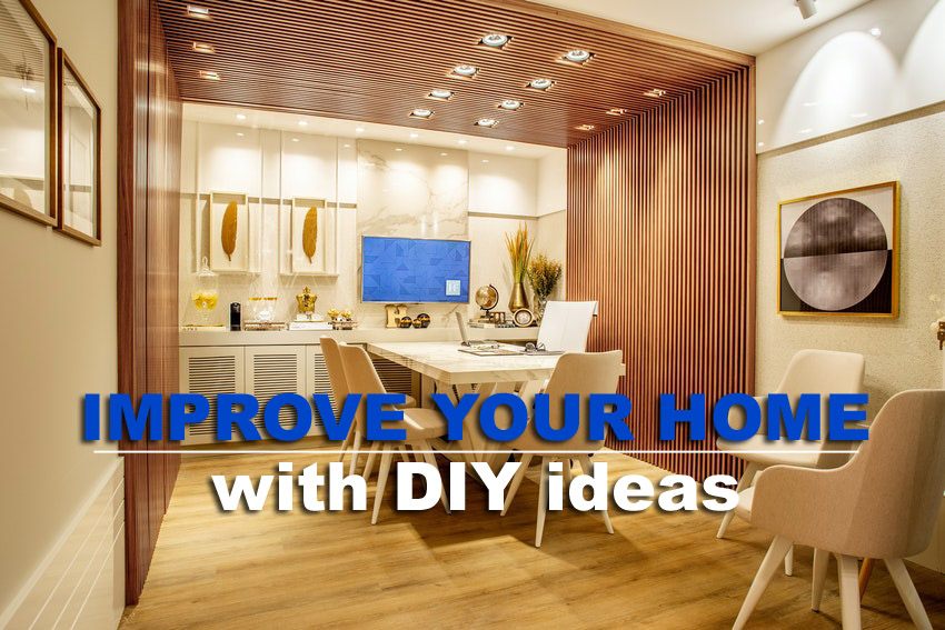 6 Affordable DIY Home Improvement Ideas 2021