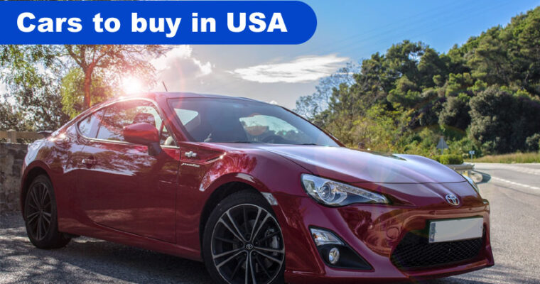 10 New Japanese Cars To Buy in the USA