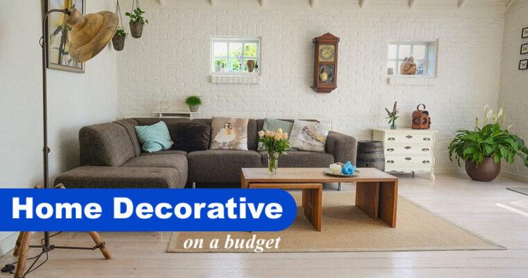 Useful Ways to Make Home Decorativeon a Budget by Moshe Strugano