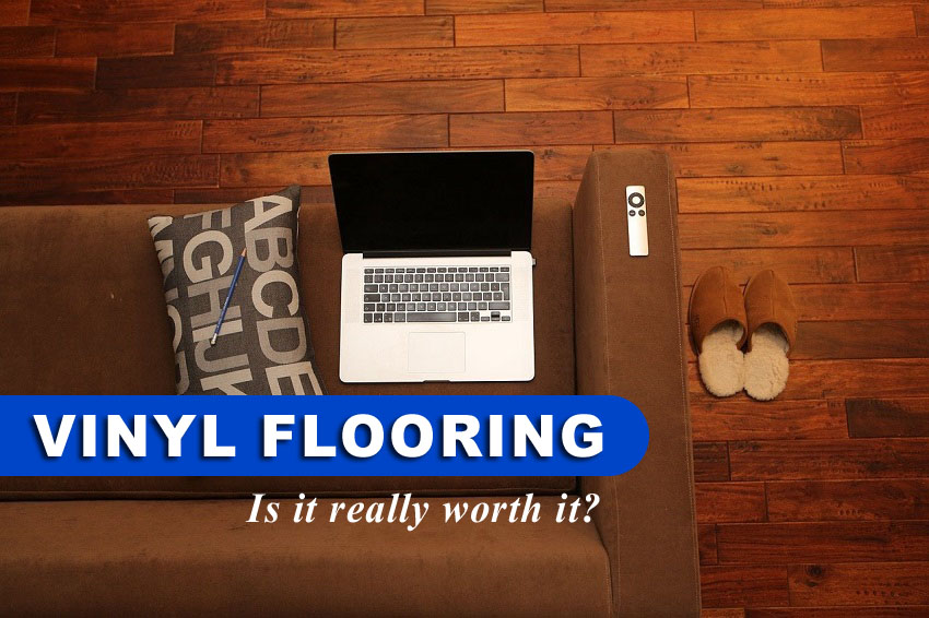 What are the benefits of vinyl flooring over others?