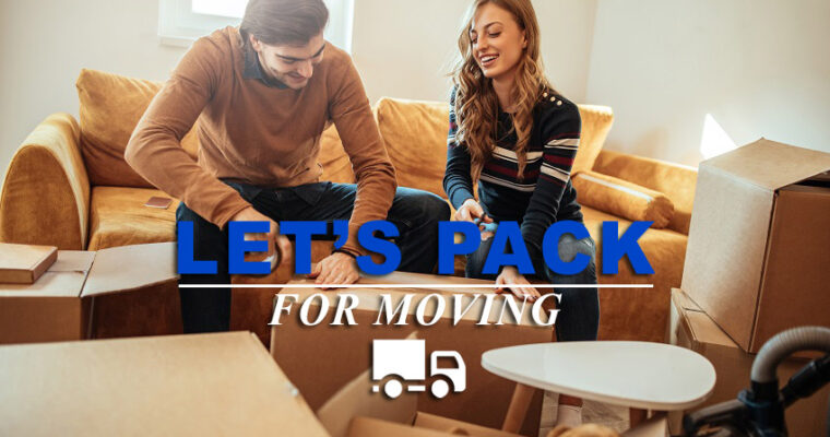 What are the best ways to pack for moving?
