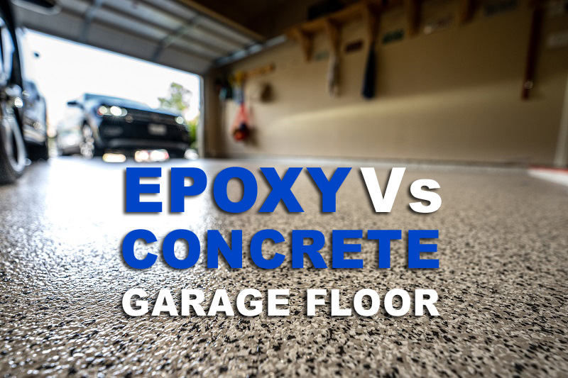 Top 5 Benefits Of Epoxy Garage Floor Over Concrete