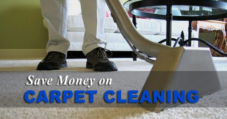 10 Simplest Ways to Save Money on Residential Carpet Cleaning