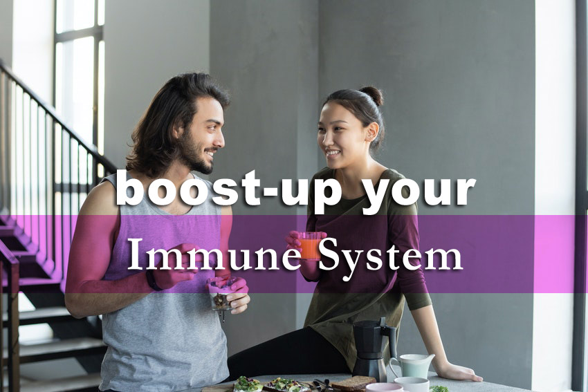How to Boost Your Immune System For Better Health?